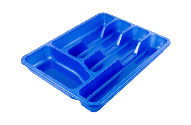 Small Plastic Cutlery Tray