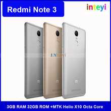 "100% original 5.5"" Xiaomi redmi note3 2gb ram +16gb rom support wifi gps 4G lte 5+13mp camera smartphone"