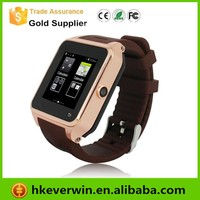 2015 new Android Watch Phone GPS tracking 3G camera 5.0MP 720P with WIFI watch