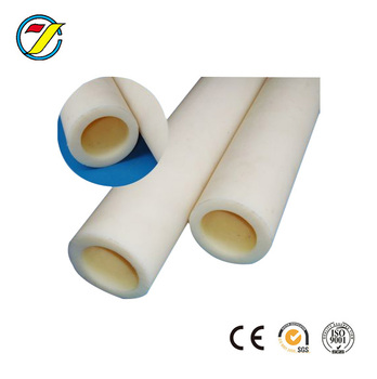 High quality teflon insulated electric PTFE molded/ pushed/extruded tube