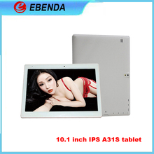 New Android 4.4 A31S Quad core 10 inch IPS 1280*800 Tablet Bluetooth WIFI china tablet supplier