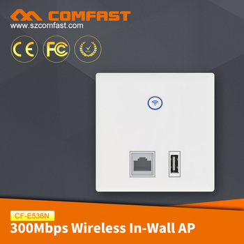 COMFAST CF-E536N New Products Data Entry 300mbps Wireless N AP Router