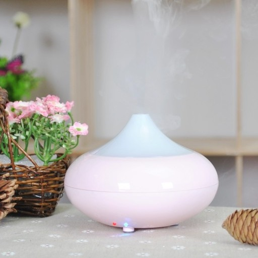 Modern soft pink lovely rasasi perfumes aroma diffuser