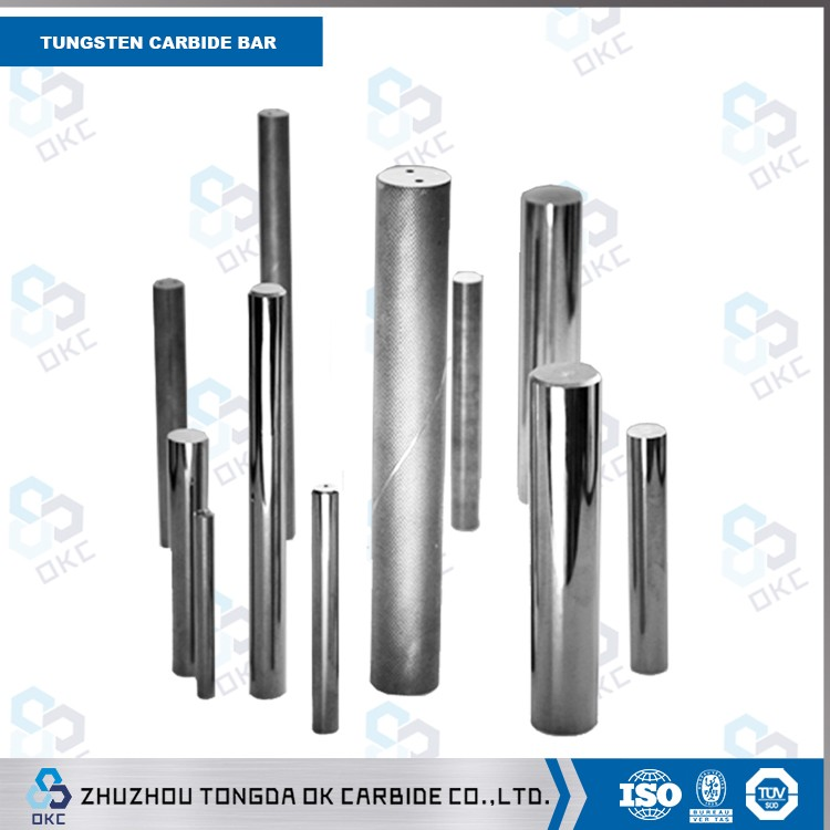<strong>K10</strong>/K20/K30 solid cemented/tungsten carbide rod/round bar/welding/brazing rod blanks