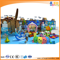 2016 Hottest China creative design kids play park indoor play
