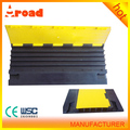 5 Channel cable protector cable protector floor rubber cable protector