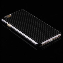 For iphone 5 carbon fiber back cover,for iphone6 carbon fiber cell phone case