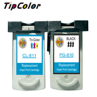 Compatible Conon MP245/258/268/276/486/496/328/338 PG-810 CL-811 Ink cartridge