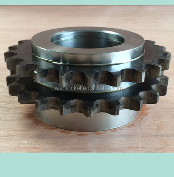 roller chain type sprockets