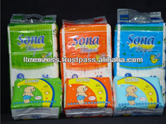 High Quality Pakistan Soft Baby Diaper Manufacturers