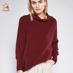brownish red no pockets pullover quality plain hoodies
