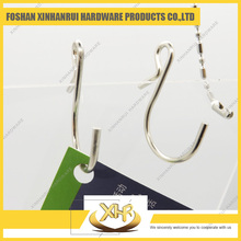Mini S Hook Connectors for Jewelry and Key Ring, KEY Chain and Pet Name Tag