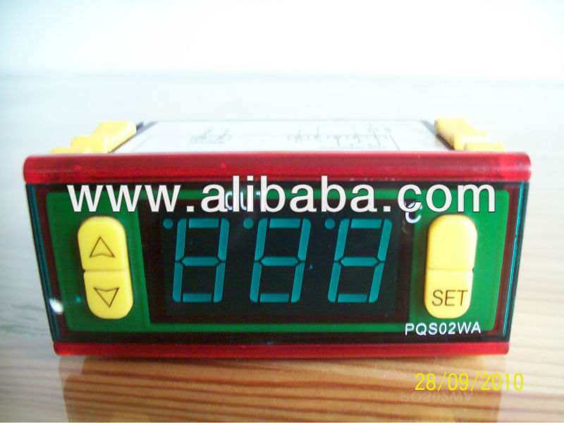 Digital Temperature Controller and Thermometer