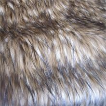new luxury knitted animal head plush faux fur throws blanket