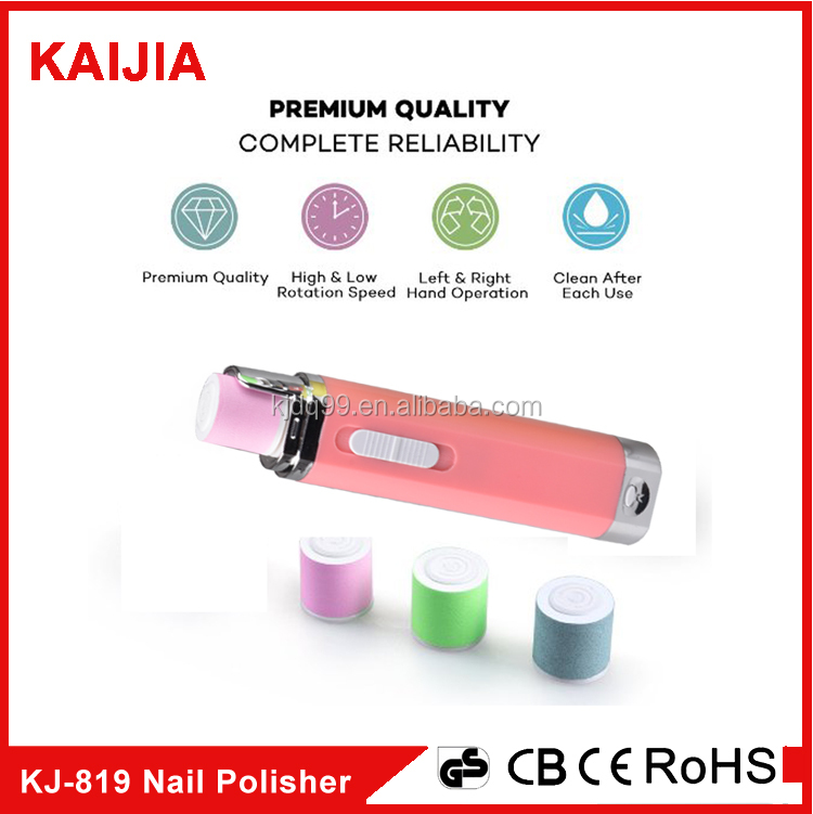 nail polisher as seen on tv wonferful perform Electronic Nail Care System
