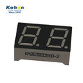 33mm 2 bit long lead blue emitting colr 3.2V 7 segment led number display