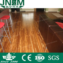 Zebra indoor bamboo flooring