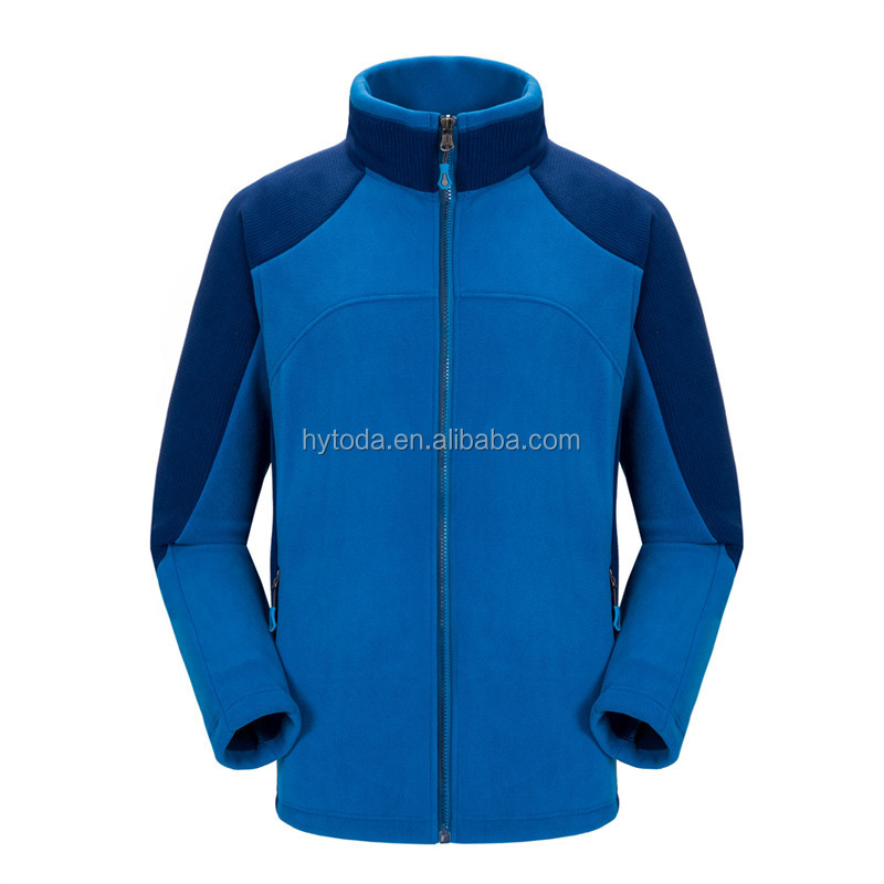 Jacket fleece men jacket high quality