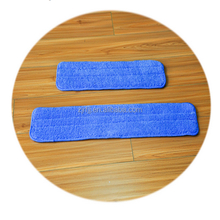 Euro clean microfiber disposable mop wipings