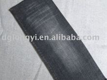 2012 fashion slub effect denim & jeans fabric
