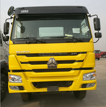 Howo engine 10 wheelers 20 cubic meters dump truck 375hp for sale