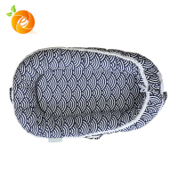 Wholesale 100% Cotton Baby Bed Sleep Nest