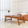Bamboo folding laptop bed table laptop desk