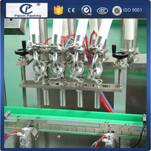 CE & ISO9001 passed full automatic peanut butter bottle packaging machinery with new technology