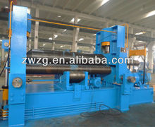 W11S corrugated steel rolling machine with prebending and competive price