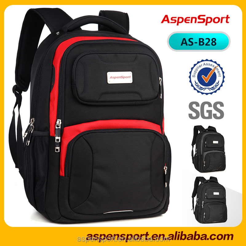 1680D water resistant laptop <strong>backpack</strong> <strong>backpack</strong> with multi-fonction pocket