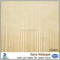 wood paper wallpaper high foaming wallpaper for room
