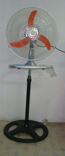 Hot Seller 18 inch powerful 3 ox blades big electric stand fan 2 in 1
