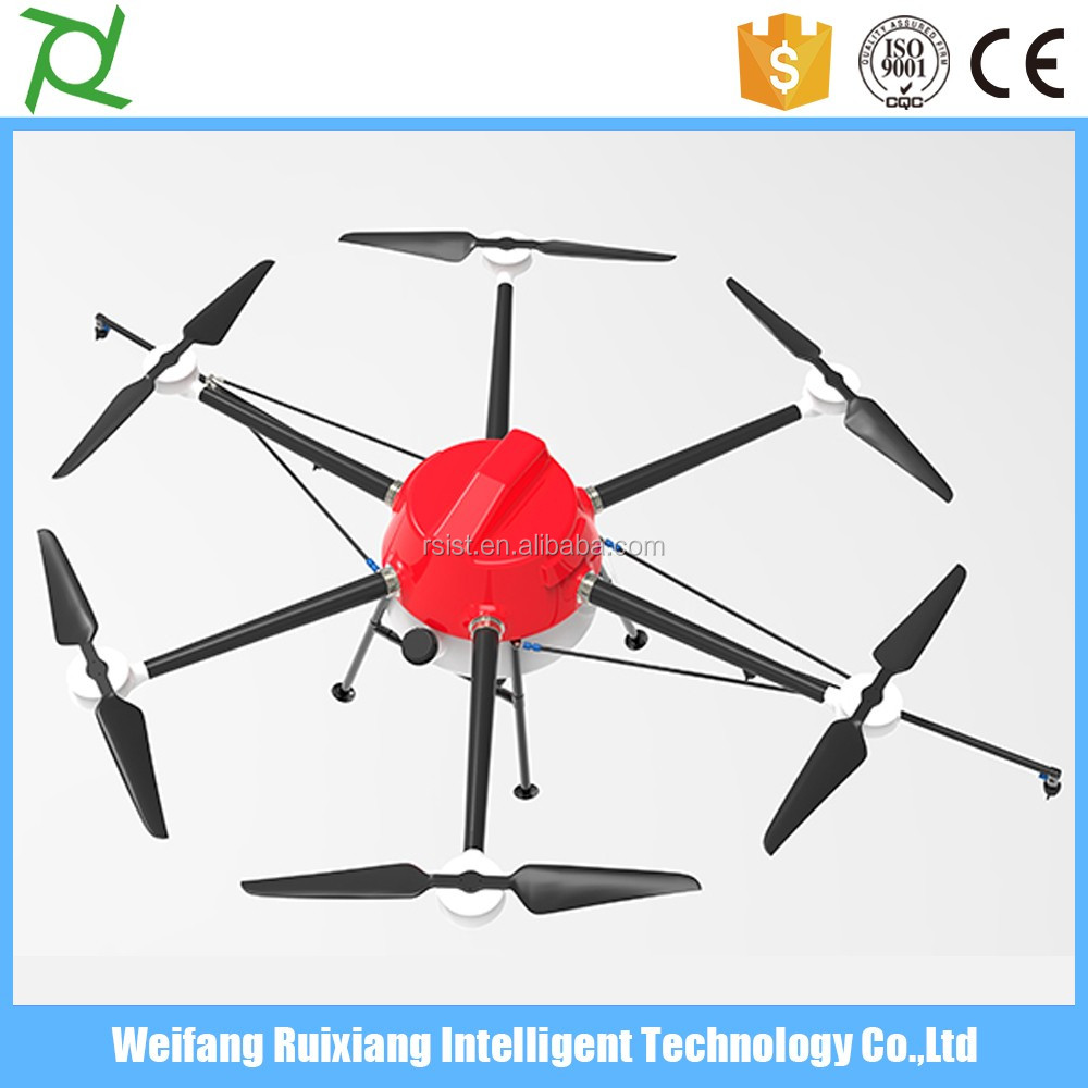 2016 newest GPS professional agriculture uav drone