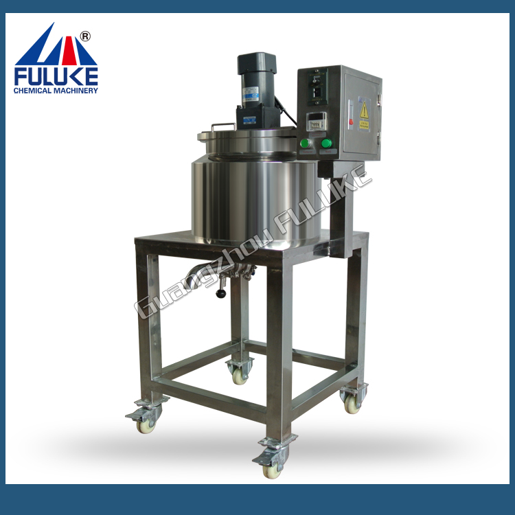 small scale hair conditioner shampoo production line factory price