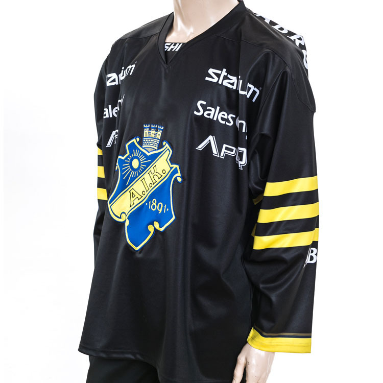 2015 Latest Design Sublimated Cheap Ice Hockey Wear