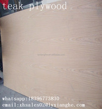 top quality africa teak wood made teak plywood