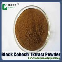 black cohosh herb extract powder , black cohosh p.e ( whatsapp: +8615029025639)
