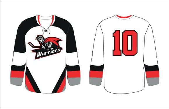 China manufacturer custom made hockey jersey high quality