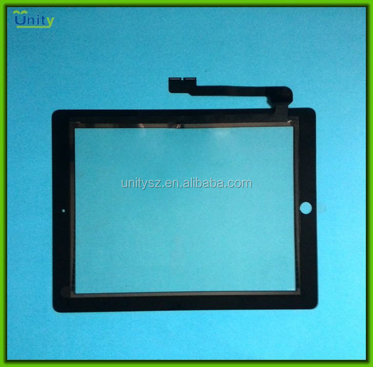 Digitizer Touch Screen Panel (White) 3rd Generation For iPad 3