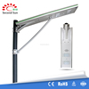 20w Low Price China Solar Street Light lamp post led solar sensor light Garden Application