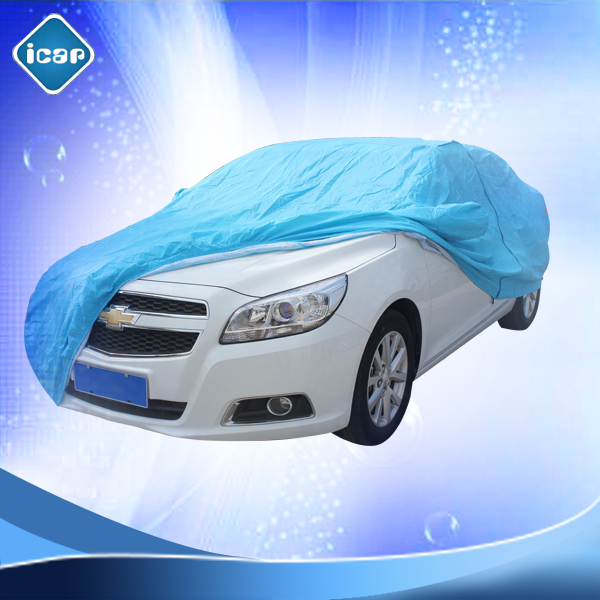 China wholesale PEVA half car cover