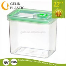 GL9015-S safe food storage 1 gallon silicone glass container