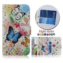 cheap phone case for ZTE Blade L3 Apex, pu leather flip cover case for ZTE Blade L3 Apex