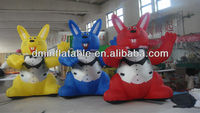 2013 Hot-Selling Giant inflatable rabbit for decoration