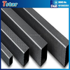 Super strength 3K 6K 12K carbon fiber square and rectangular tube with reasonable price