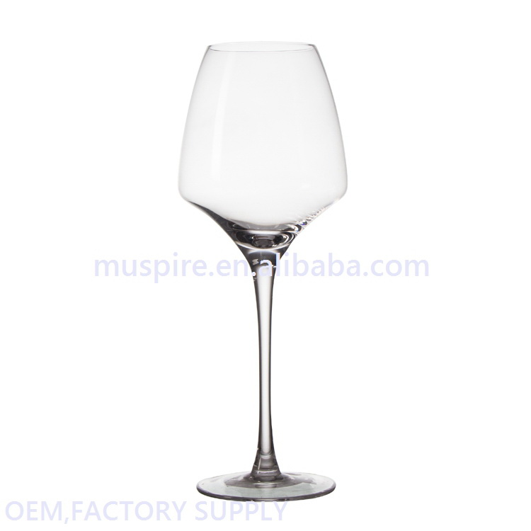 JUJIN hot sell K9 crystal red wine glass
