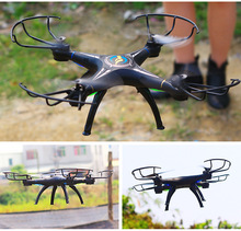RC Drone 6-Axis Remote Control Helicopter Quadcopter With 2MP HD Camera or X5 RC Dron No Camera