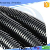 SY Chinese Supplier Standard Metric & PG Conduit Sizes Corrugated Drain Pipe Online Shopping Connection Polyethylene Tube