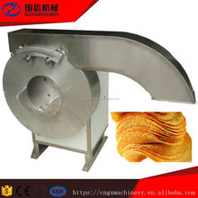electric spiral frozen sweet potato chips french fries cutter slicing machine