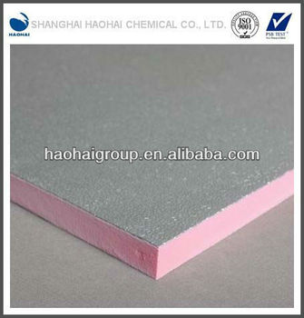 Aluminum foil phenolic insulation board